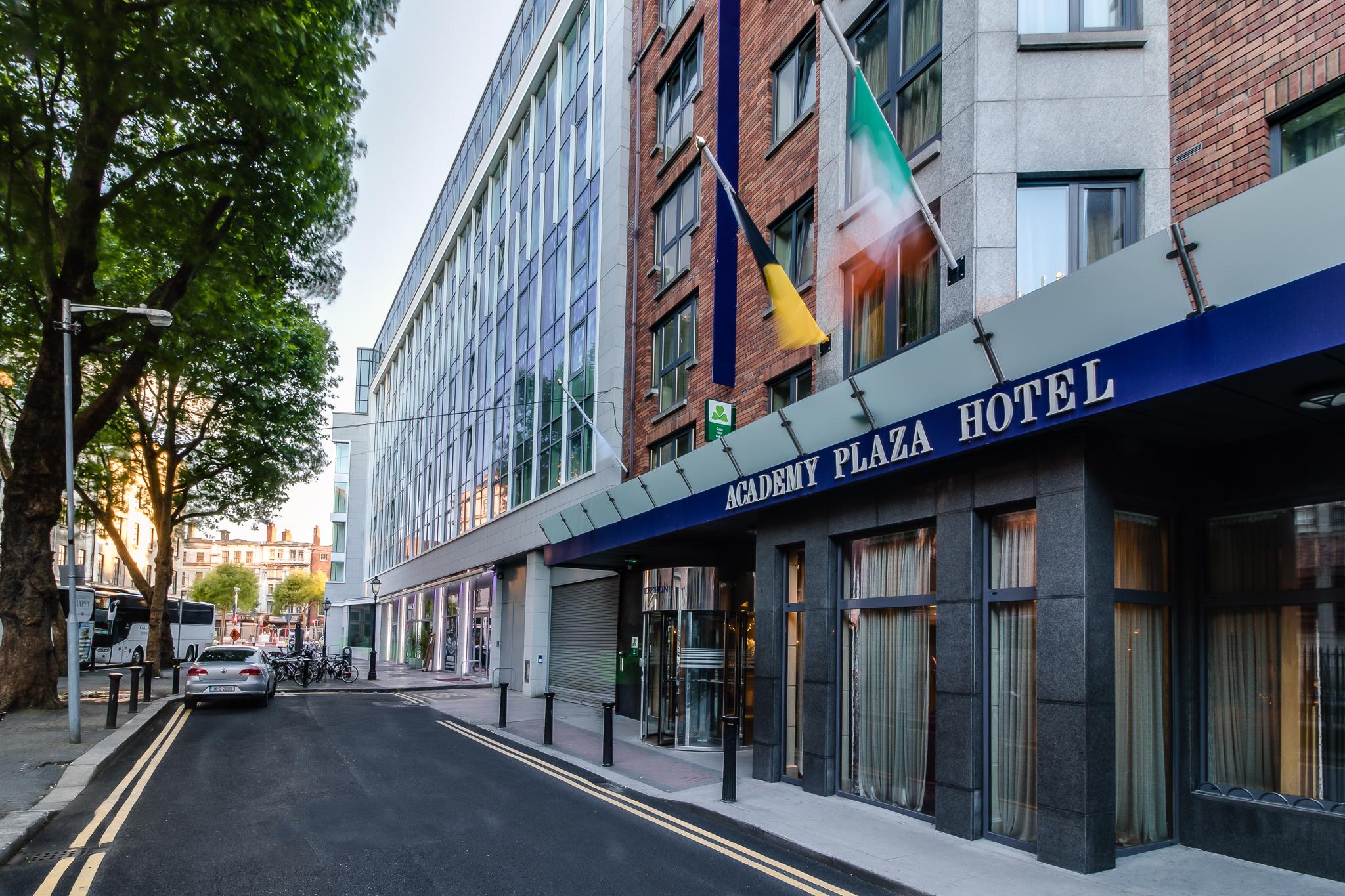 Double & Twin Rooms Dublin - Academy Plaza Hotel